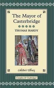 The Mayor of Casterbridge by Thomas Hardy (Hardback, 2003)