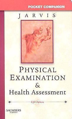 Physical examination and health assessment ebay fandeluxe Images