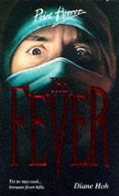 The Fever (Point Horror)  Diane Hoh Book