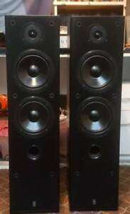 YAMAHA NS FLOOR STANDING SPEAKERS/MUSIC/SURROUND SPEAKERS Dandenong North Greater Dandenong Preview