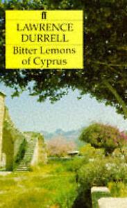 Good, Bitter Lemons-Oe, Durrell, Lawrence, Book