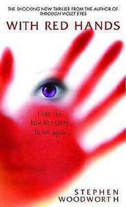 NEW With Red Hands (Dell Suspense) by Stephen Woodworth