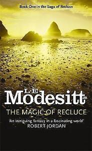 Very Good, The Magic of Recluce (Saga of Recluce), L. E. Modesitt, Book