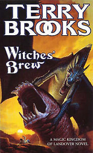 Witches' Brew: The Magic Kingdom of Landover, vol 5, Brooks, Terry, Very Good Bo