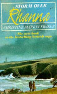Storm Over Rhanna, Christine Marion Fraser | Paperback Book | Good | 97800061753