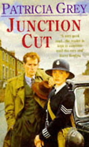 Junction Cut, Grey, Patricia, Very Good Book
