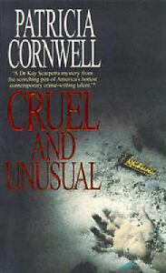 Patricia-Cornwell-Cruel-and-Unusual-Book