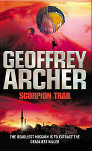 Geoffrey-Archer-Scorpion-Trail-Book