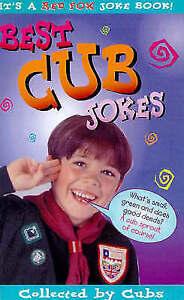 Best Cub Jokes (Red Fox joke books), , Very Good Book