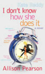 I Don't Know How She Does It, By Pearson, Allison,in Used but Acceptable conditi