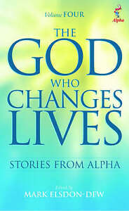 Very Good, The God Who Changes Lives: Pt. 4, , Book