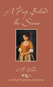 A Peep Behind the Scenes (Classic Stories)-ExLibrary
