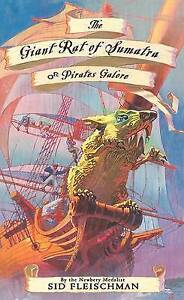 The Giant Rat of Sumatra: Or Pirates Galore by Sid Fleischman (Paperback /...