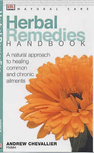 Chevallier-Andrew-Herbal-Remedies-Handbook-Natural-Care-Handbook-Very-Good