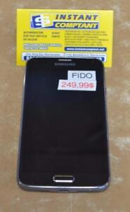 k027320 Téléphone cellulaire samsung s5 neo avec Fido INSTANTCOMPTANT