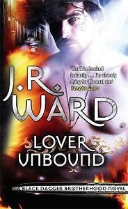 LOVER UNBOUND - J.R.WARD - Brand New