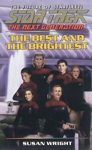 Acc, The Best and the Brightest (Star Trek: The Next Generation), Wright, Susan,