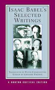 Isaac Babel′s Selected Writings (NCE), Isaac Babel
