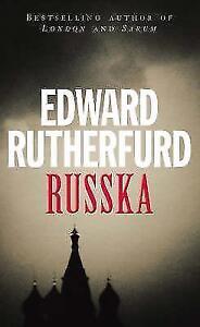 Russka von Edward Rutherfurd (1992, Taschenbuch)
