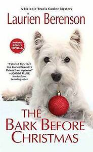 The Bark Before Christmas by Berenson, Laurien -Paperback