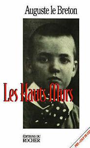 NEW Les Hauts Murs (Spanish Edition) by Auguste le Breton
