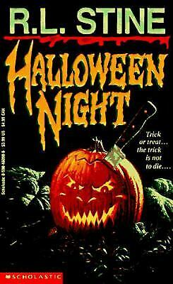 Halloween Night by Stine, R. L.](Halloween Night Rl Stine)