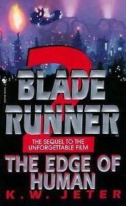 Blade-Runner-2-The-Edge-of-Human-Vol-2-by-K-W-Jetter-1996-PB-Bantam