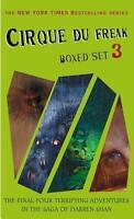 Cirque Du Freak Boxed Set #3