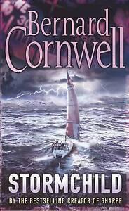 Stormchild, Cornwell Bernard Paperback Book