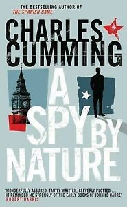 A Spy by Nature, Charles Cumming   Paperback Book   Good   9780140294767