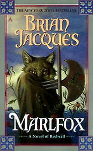 NEW Marlfox (Redwall, Book 11) by Brian Jacques