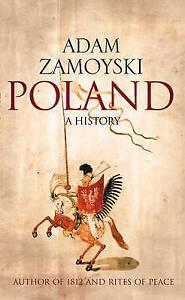 New Poland  by Adam Zamoyski Hardcover