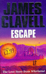 Escape-Hodder-Summer-Reading-Clavell-James-Used-Good-Book