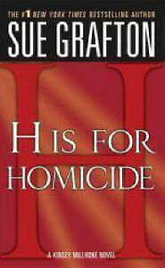 Good, H Is for Homicide (Kinsey Millhone Mysteries (Paperback)), Grafton, Sue, B