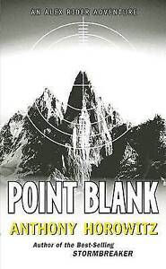Point-Blank-by-Anthony-Horowitz-Paperback-2004