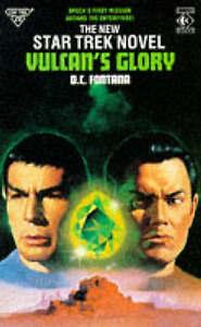 Good, Vulcan's Glory (Star Trek), Fontana, D.C., Book