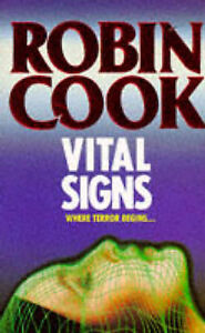 Vital Signs by Robin Cook - 1992 edition - paperback - 2118