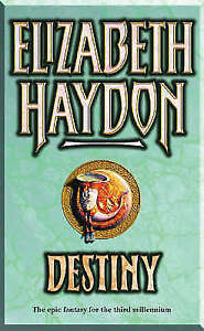 """AS NEW"" Destiny (GOLLANCZ S.F.), Haydon, Elizabeth, Book"