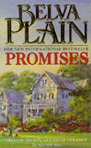Promises, Plain, Belva, Very Good Book