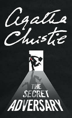 The Secret Adversary (Tommy & Tuppence Chronology)  Agatha Christie Book