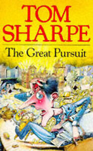 The-Great-Pursuit-Sharpe-Tom-Used-Good-Book