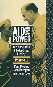 Aid-and-Power-Vol-1-The-World-Bank-and-Policy-Based-Lending-by-Harrigan-Jan