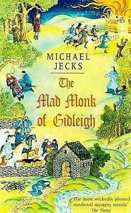 The-Mad-Monk-of-Gidleigh-by-Michael-Jecks-Paperback-2003