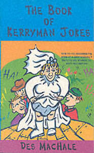 Book of Kerryman Jokes, Desmond MacHale, New Book