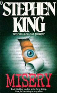 Misery, Stephen King | Paperback Book | Acceptable | 9780450417399