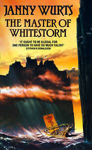 Master of Whitestorm by Janny Wurts (Paperback, 1992)