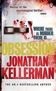 """AS NEW"" Obsession, Kellerman, Jonathan, Book"