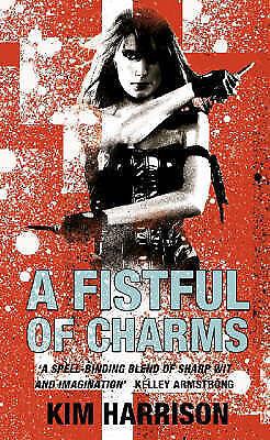 Kim Harrison A Fistful of Charms (Rachel Morgan 4) Book