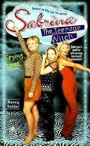 Sabrina-the-Teenage-Witch-14-Spying-Eyes-by-Nancy-Holder-TV-Tie-In-PB ...