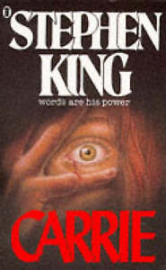 Carrie, King, Stephen, Very Good Book